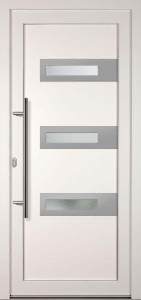 "Kunststoff-Aluminium Haustür ""SASKIA"" 70mm"