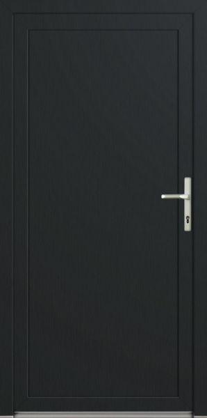 "LAGER Kunststoff Nebeneingangstür ""DIANA"" 70mm Anthrazit"