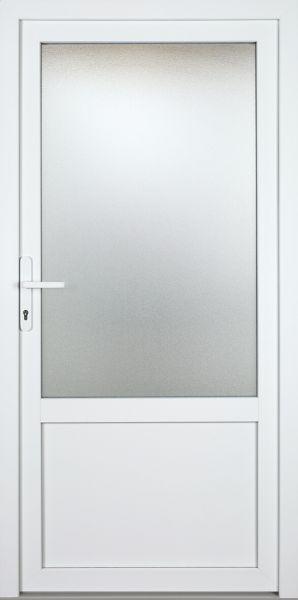 "Kunststoff Nebeneingangstür ""CELINE"" 70mm"